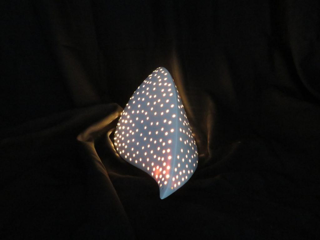 L1010 Porzellanlampe elektrisch